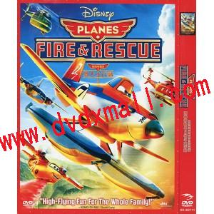飞机总动员2:救火大行动/飞机总动员2:火线救援